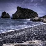 Eco-tourism, Cyprus, Aphrodite's Rock Beach