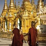 Strand Hotel, Shwedagon Pagoda, Rangoon, Burma
