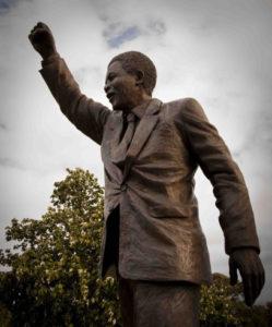 Cape Town, Forbes, Mandela, Nelson Mandela statue
