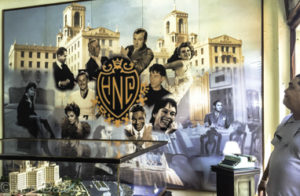 Historical Celebrity Visitor Mural, History, Havana, Cuba