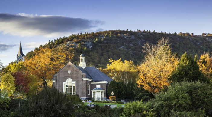 Fall Foliage, New England (Photo: L. Daley)