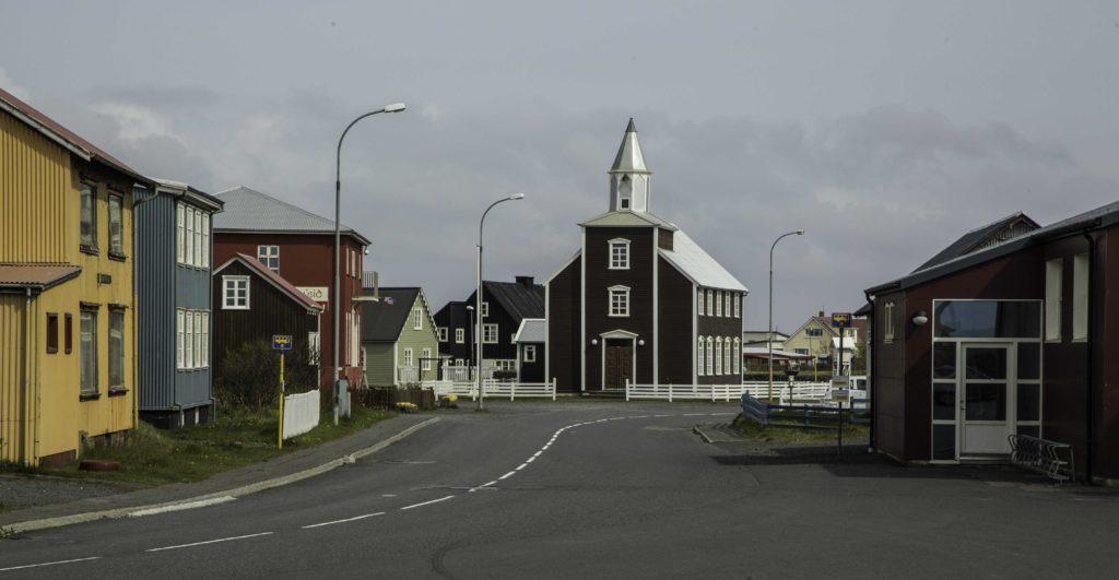 Icelandic Viking Democracy,Eyrarbakki, Iceland