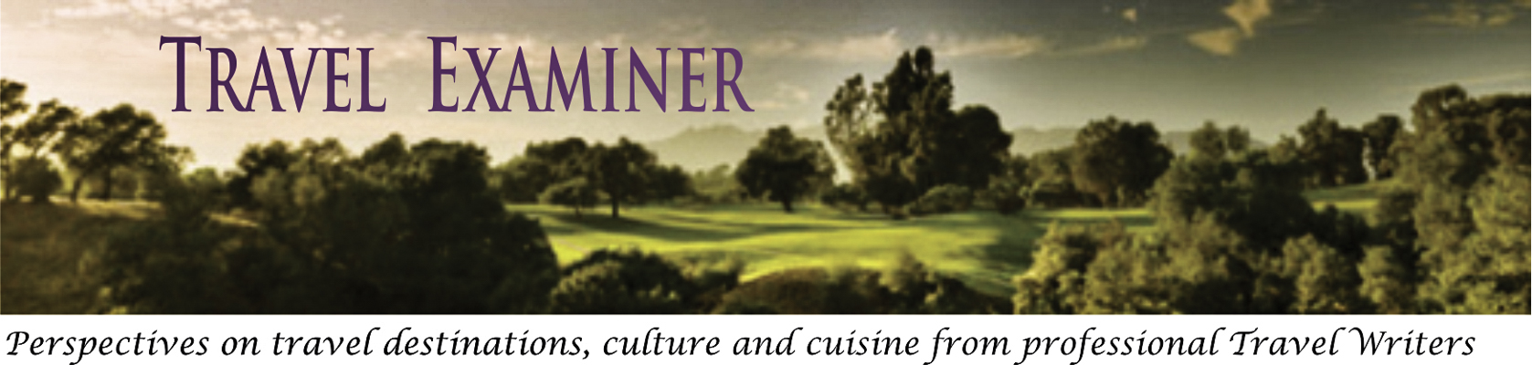 Travel Examiner