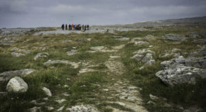 The Burren, Ireland, Wild Atlantic Way