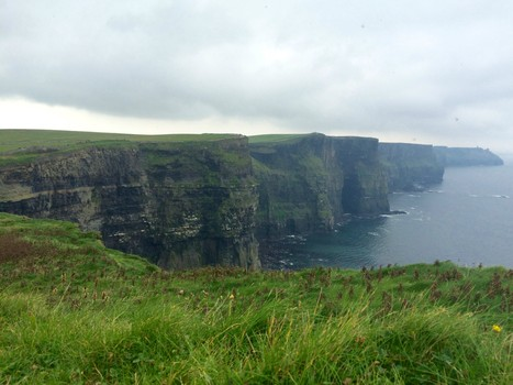 Ireland, Cliffs of Moher, Wild Atlantic Way