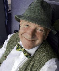Ireland. Dapper John O'Neill, driver.
