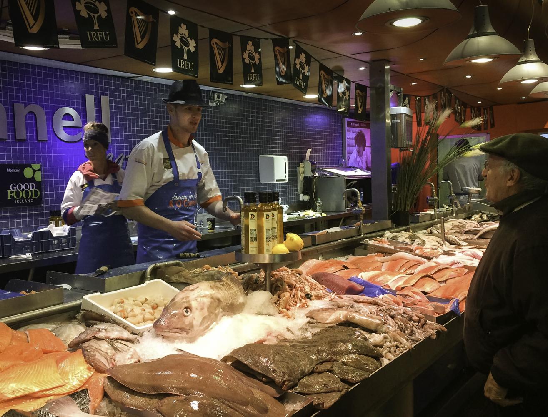 Cork's English Market, Kinsale, Ireland