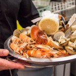 Fresh seafood on Scotland's Foodie Trail in Midlothian and the Scottish Borders