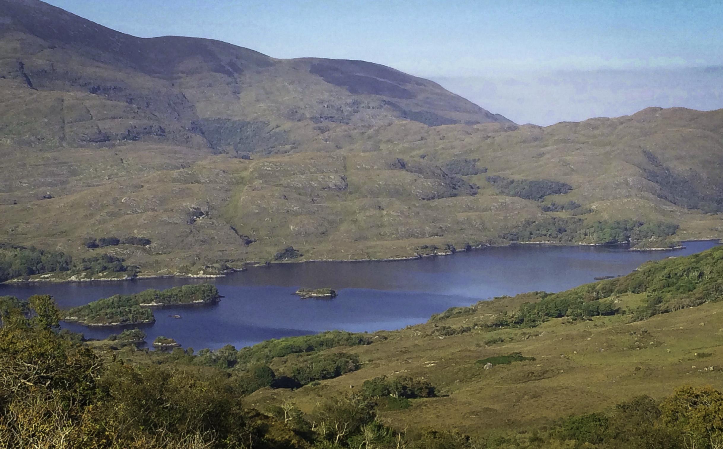 Ring of Kerry Lake, Ireland