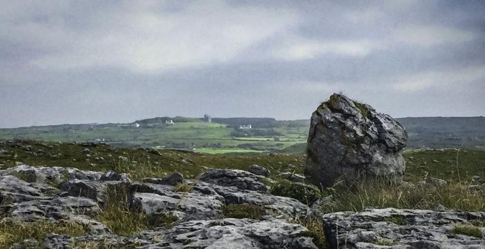Ireland, Wild Atlantic Way, the Burren