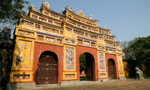 Hue, Vietnam, pagoda, Imperial City