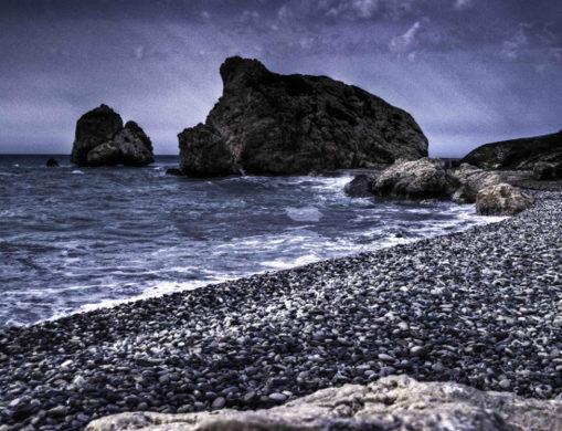 Aphrodite's Rock, Cyprus, Aphrodite