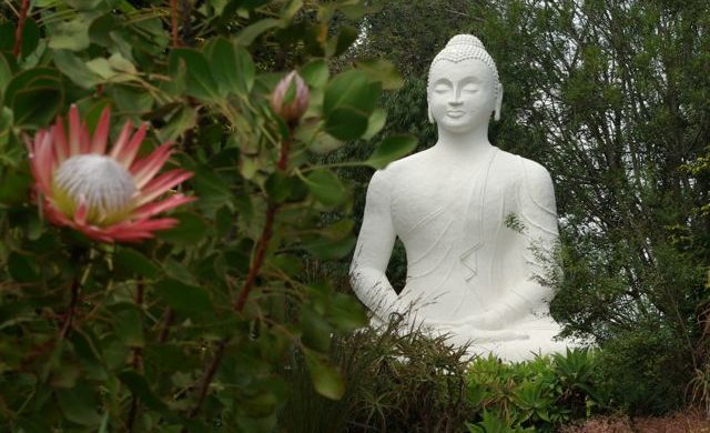 Buddhist retreat center, South Africa