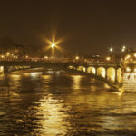 Paris Progressive Supper, Seine River,