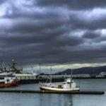 maritime heritage, Old Harbor Reykjavik, Iceland, wooden fishing boat, harbor
