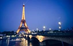 Paris progressive supper, Eiffel Tower