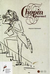 """Chopin Gourmet"" book, Chopin, Warsaw, Poland"