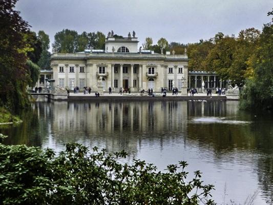 Chopin, Warsaw, Poland, Lazienki Palace