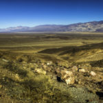 Panamint Valley on the road to Death Valley Meditation