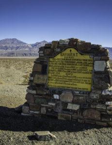 Ballarat, Road to Death Valley, Panamint Valley