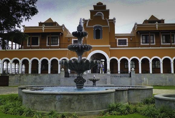 Coastal Peru, hacienda, Portón's Hacienda La Caravedo, Ica, Peru