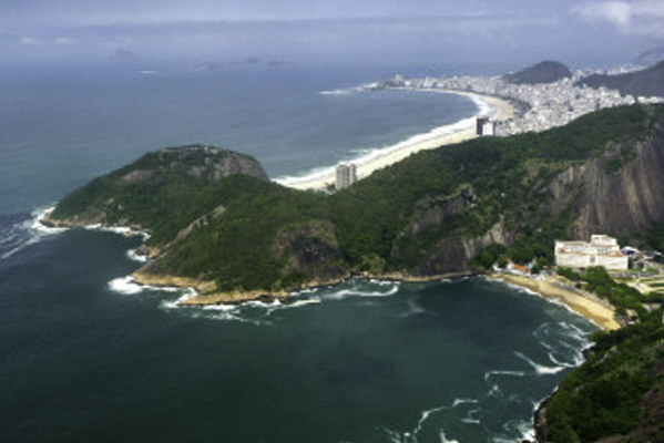 "Ipanema and Copacabana Beaches in Rio de Janeiro offer great opportunities to ""strut your stuff"""