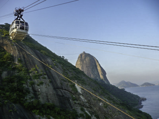 Spectacular Cable Car Ride to Panoramic Views of Rio de Janeiro
