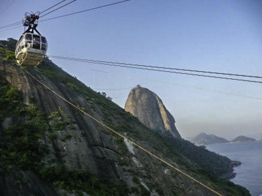 Spectacular Cable Car Ride to Panoramic Views of Rio de Janeiro