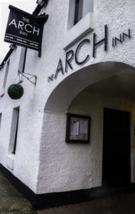 The Arch Inn in Ullapool, Scottish Highlands
