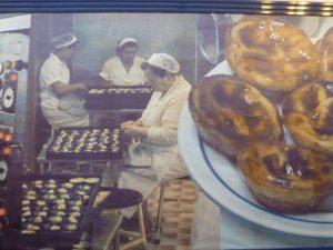 Creators of the love affair pastéis de nata tart, Belem, Lisbon, Portugal