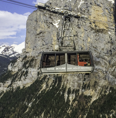 Swiss Skyline Cable Car