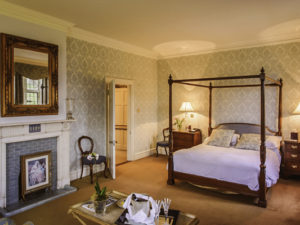Deluxe Suite, Waterford Castle, Ireland
