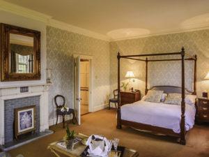 Deluxe Suite, Waterford Castle, Ireland