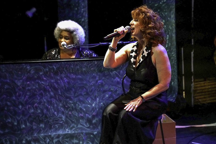 Tammy Hall and Pamela Rose, Blues is a Woman, Custom Made Theater, San Francisco, CA