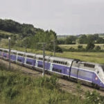 European Train Travel, Why I love Train Travel in Europe. TGV train, Riding the Rails in Europe from Paris to Dijon