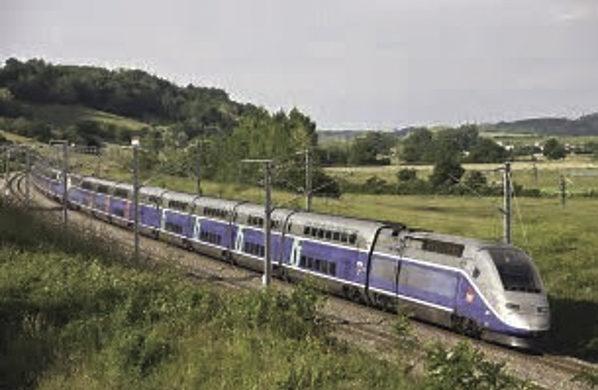 European Train Travel, Why I love Train Travel in Europe. TGV train, Riding the Rails in Europe from Paris to Dijon