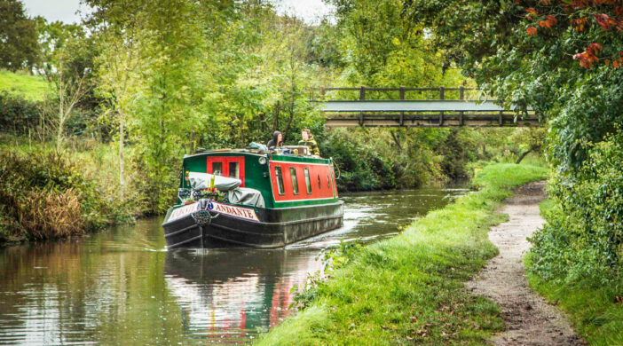 Macclesfield Canal, Exploring the Cheshire Ring Canals, Cheshire, UK