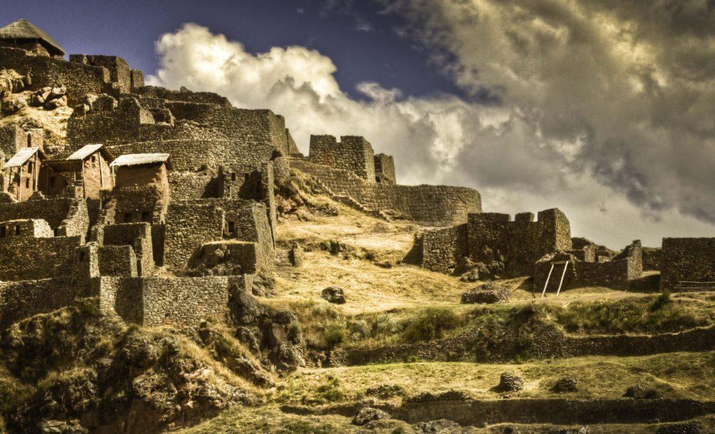 Inca Pisac, Sacred Valley of the Inca, Peru