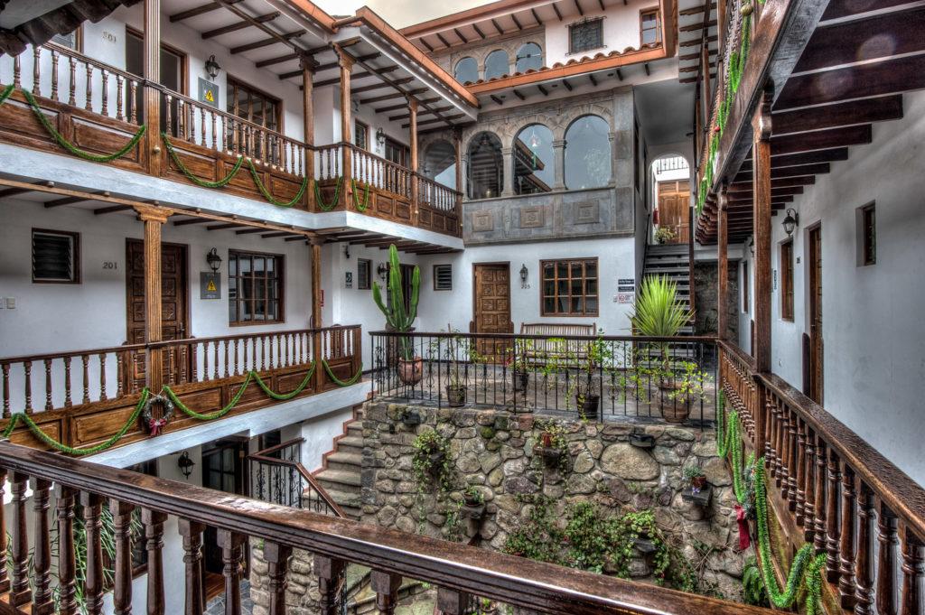 Photo courtesy of Hotel Andenes al Cielo, Cusco, Cuzco, Peru