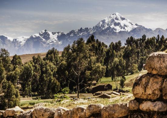 Sacred Valley of the Inca, Chincero, Peru