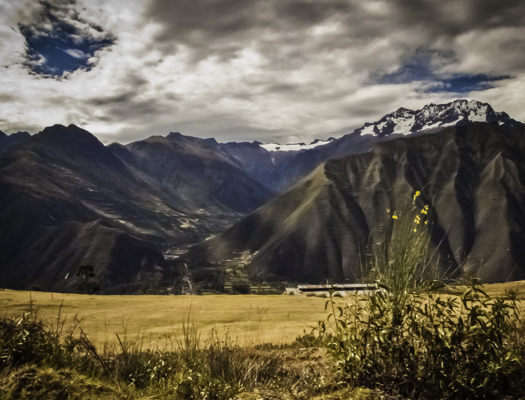 Sacred Valley of the Inca, Cusco to Pisac, Peru