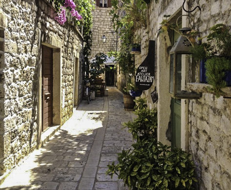 Hvar Island, Jewel of the Adriatic, A village trapped in time, the jewel of Croatia's Dalmatian coast