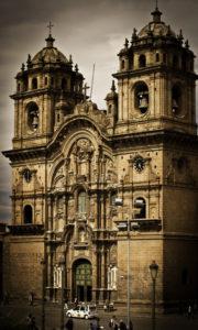 Cathedral Basilica de la Virgen de la Asuncion, Cusco, Peru