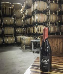 Chacewater Winery, Kellseyville, Lake County, California