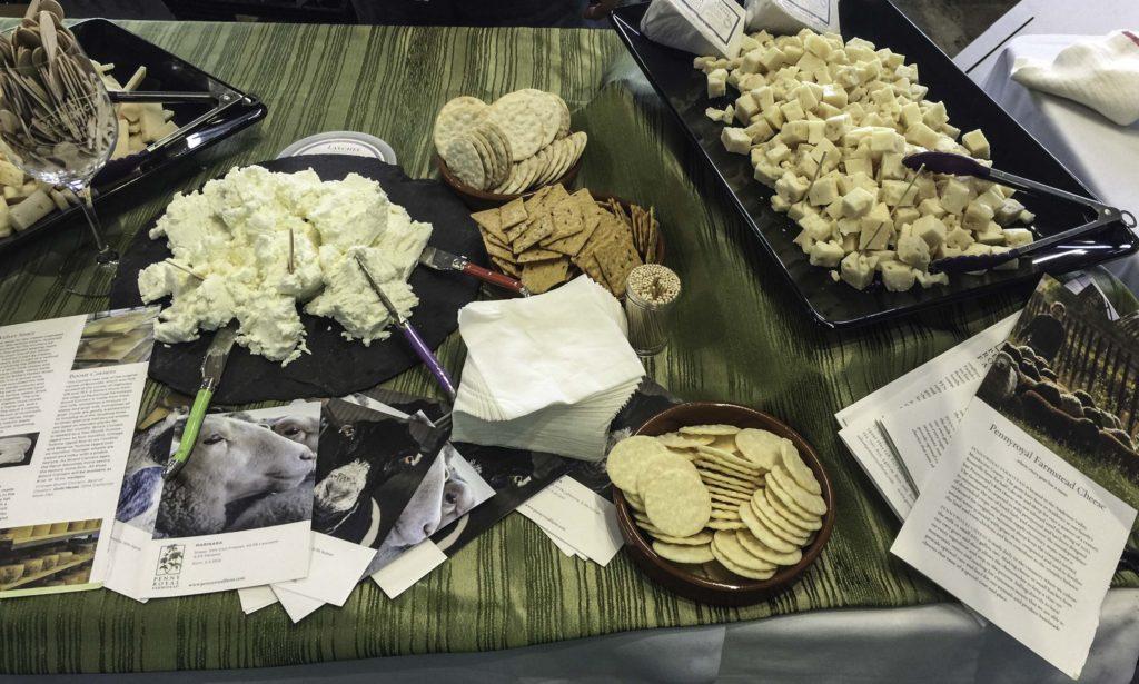 Pennyroyal Farmstead Cheese, Boonville, Mendocino County, California