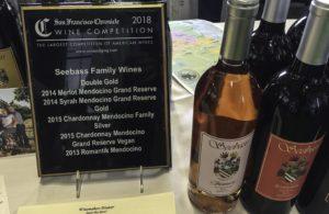Seebass Family Vineyards, Mendocino County, California