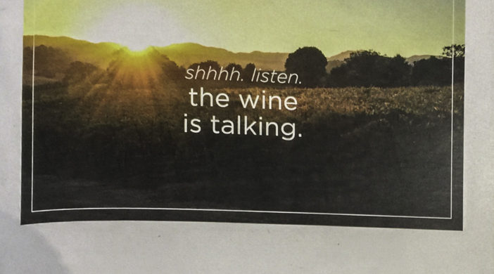 Find Your Happy in Mendocino County, sssh, the wine is talking in Mendocino County, California, Taste of Mendocino County