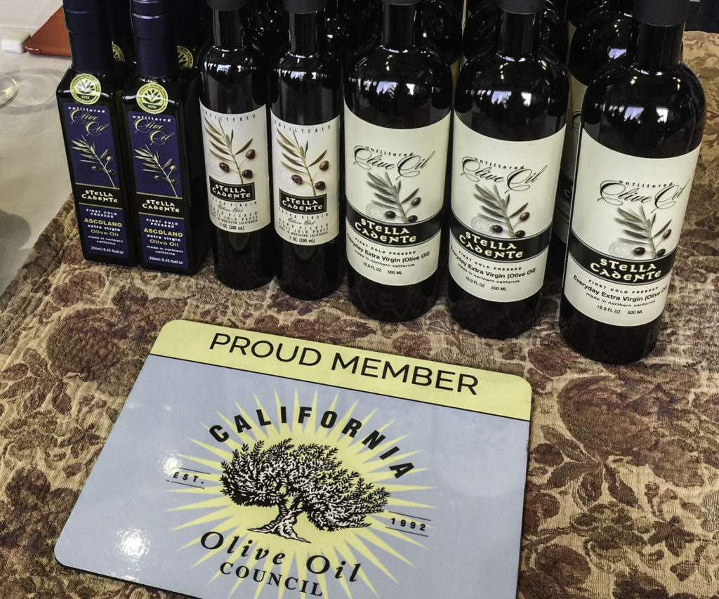 Stella Cadente Olive Oils, Mendocino to find your happy, Taste of Mendocino, Mendocino County, California