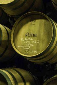 Stina winery in Bol on the island of Brac, Croatia