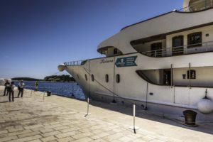 "Katerina Line ""Futura"", Split, Croatia, Dalmatian Island Cruise, Aegean Sea, Croatia Islands Cruise"